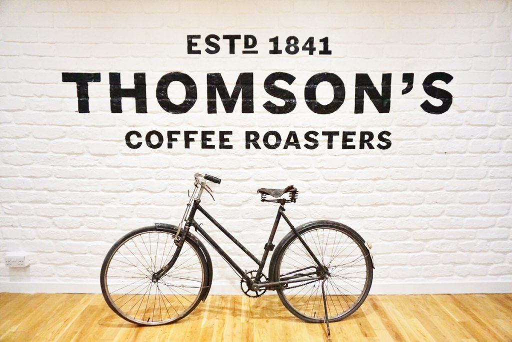 Thomson's Coffee Glasgow