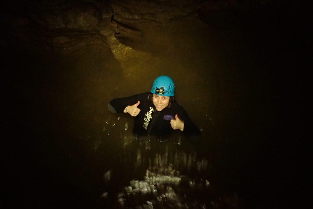 Waitomo Caves Black Water Rafting
