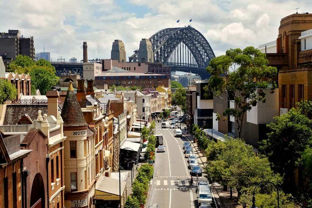 2 days in Sydney - The Rocks Sydney Australia