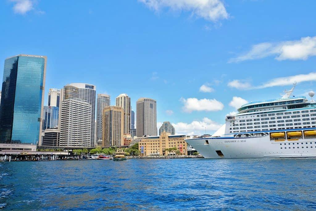 Sydney Harbour - 2 days in Sydney