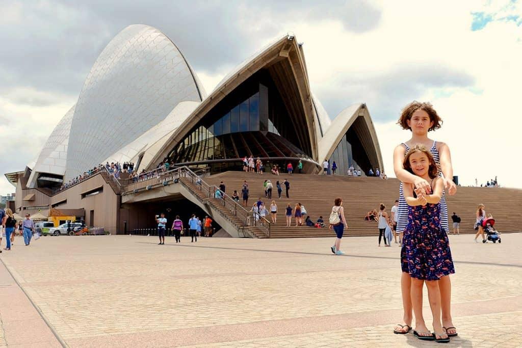2 days in Sydney - Sydney Opera House with Kids