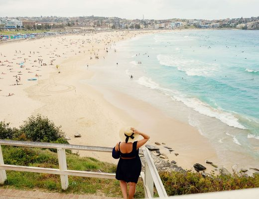 2 Days in Sydney - Bondi coastal walk