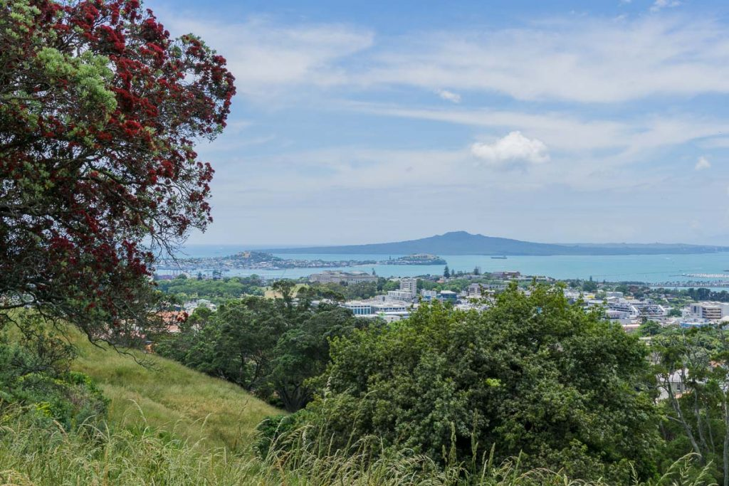 2 days in Auckland - Rangitoto Island