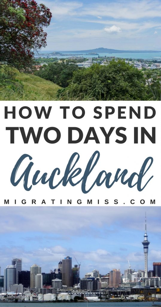 Two Days in Auckland, New Zealand - Things to do, what to eat and where to stay in New Zealand's capital