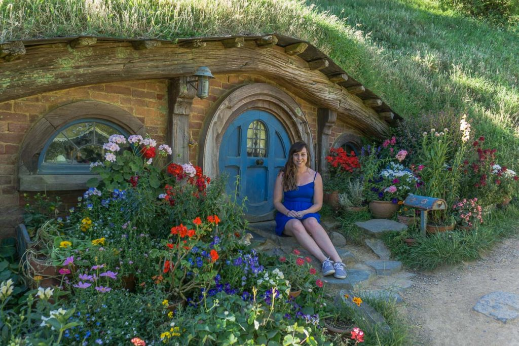 Hobbiton Movie Set - Lord of the Rings Film Locations