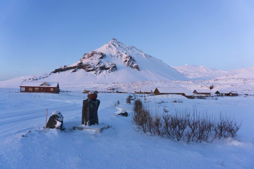 Iceland in November