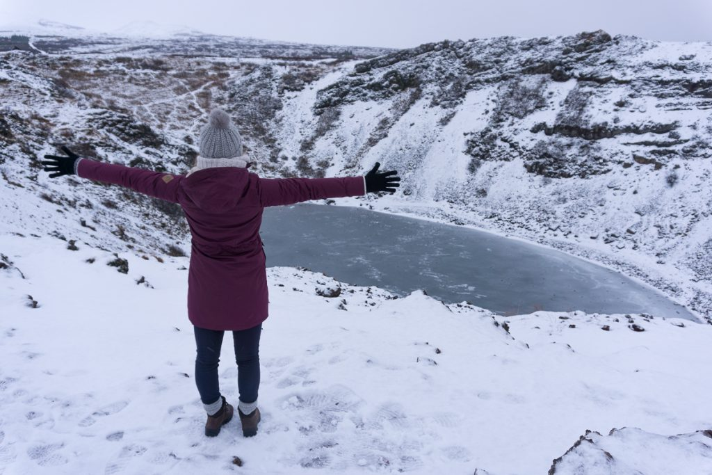 Iceland in November - The Golden Circle
