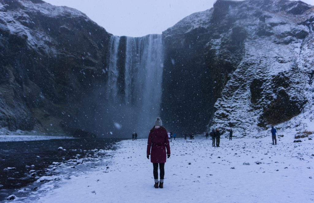Iceland winter tours: Ring Road