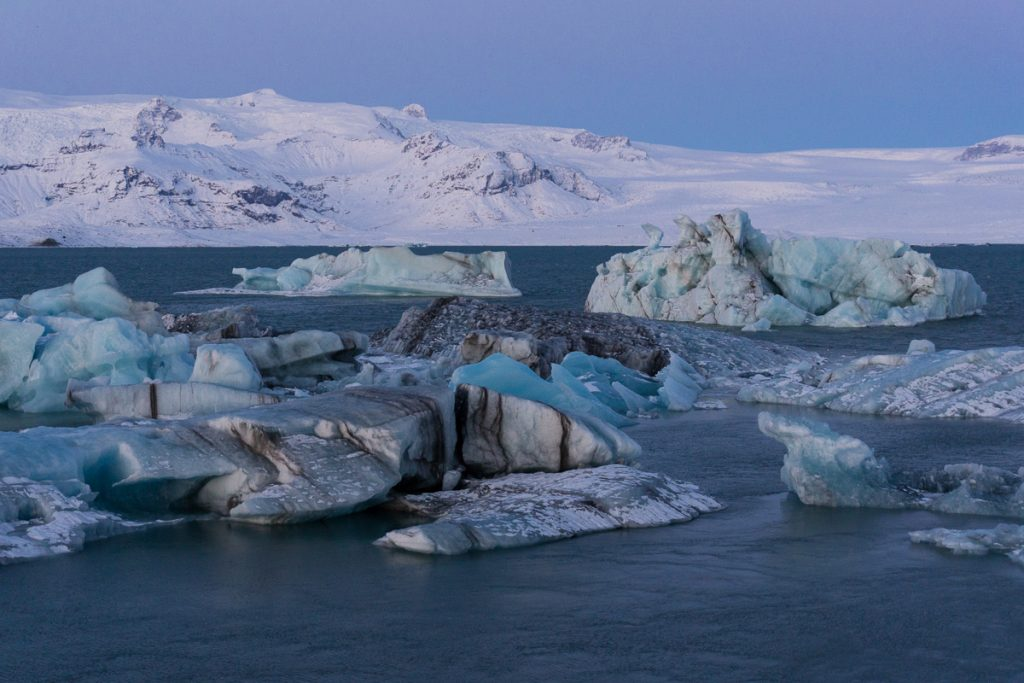 Where to stay near glacier lagoon