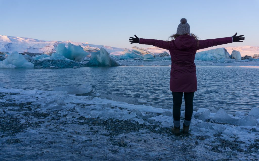 Guided multi-day tours in winter in Iceland