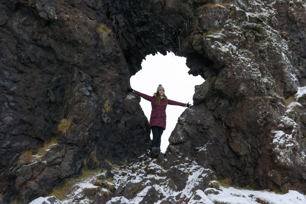 Guided winter day tours from Reykjavik