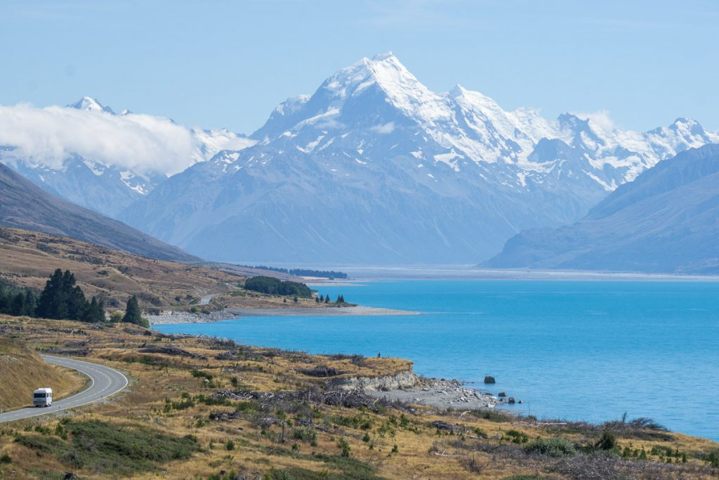 New Zealand Honeymoon Destinations - Mount Cook