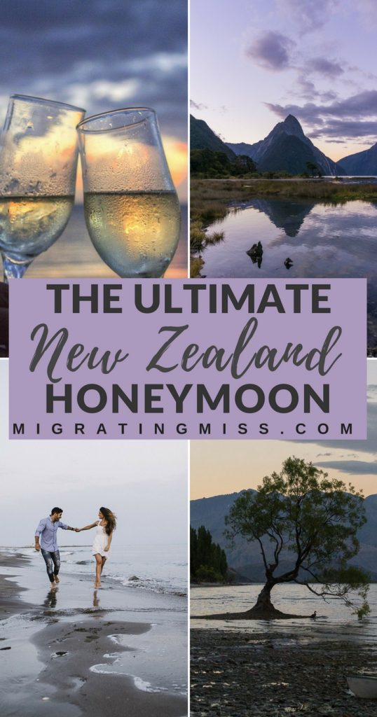 New Zealand Honeymoon Destionations - How to plan your New Zealand honeymoon, the best destinations, places to stay, and things to do!