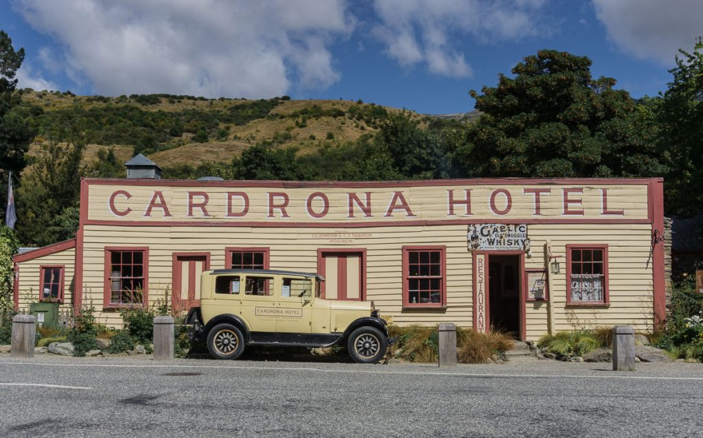 New Zealand South Island Itinerary - Cardrona