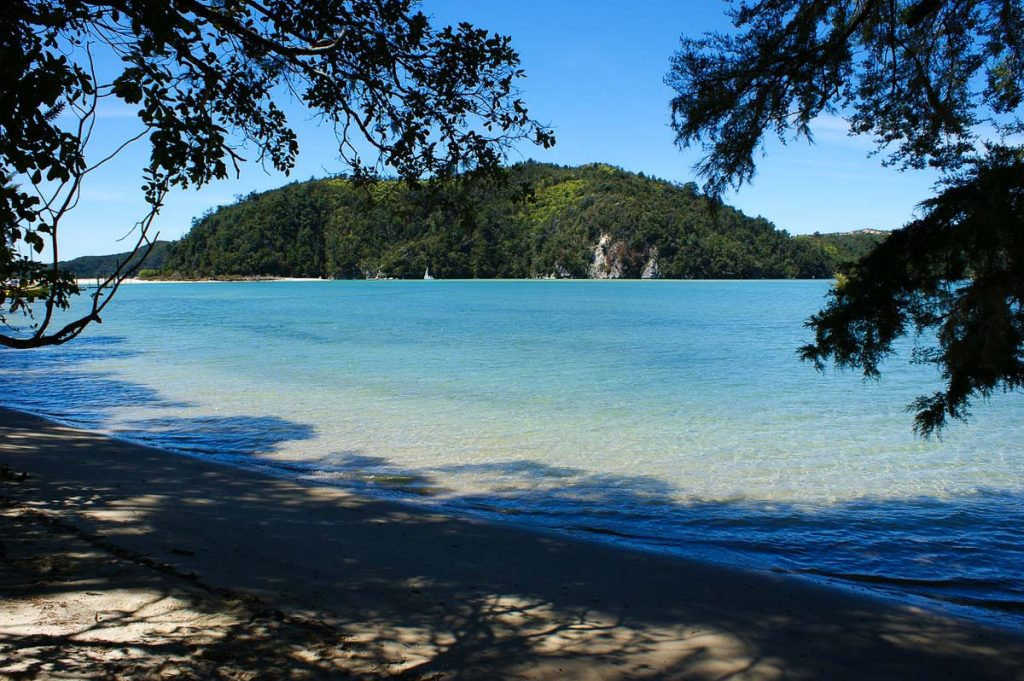 New Zealand Honeymoon Destinations - Abel Tasman