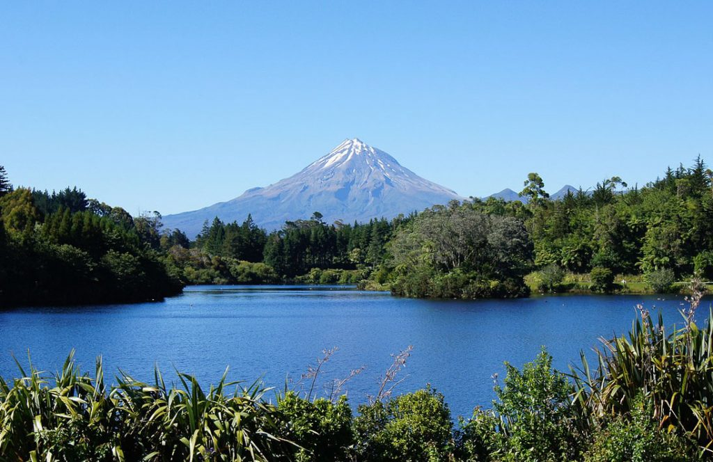 New Zealand Honeymoon Destinations - Taranaki