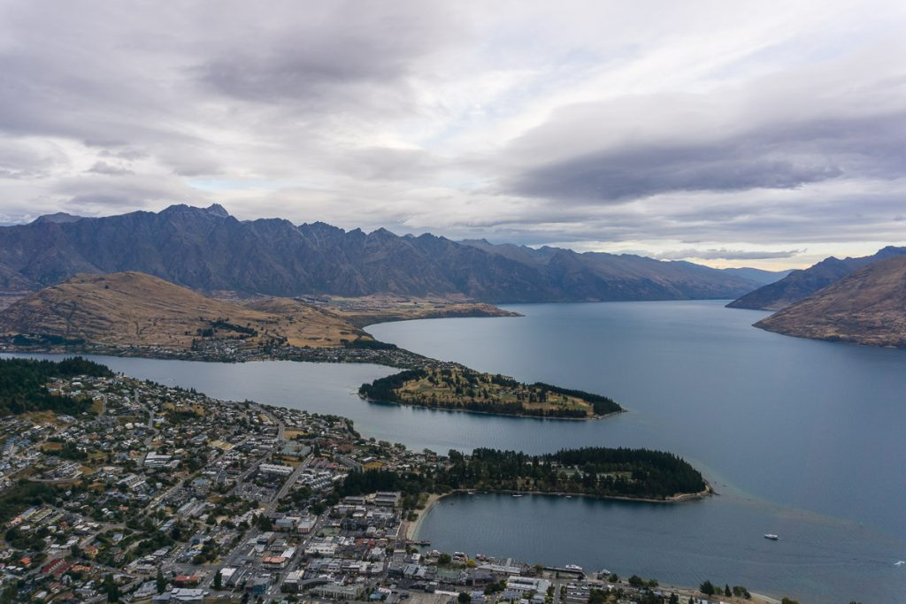 New Zealand South Island Itinerary - Queenstown
