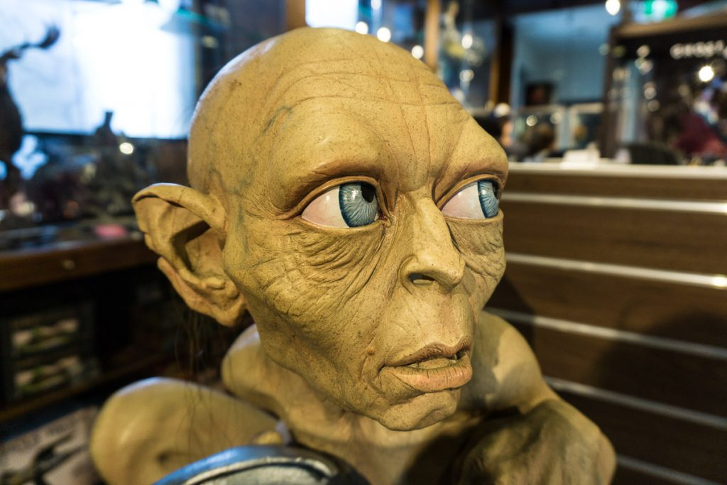 Weta Workshop Wellington New Zealand