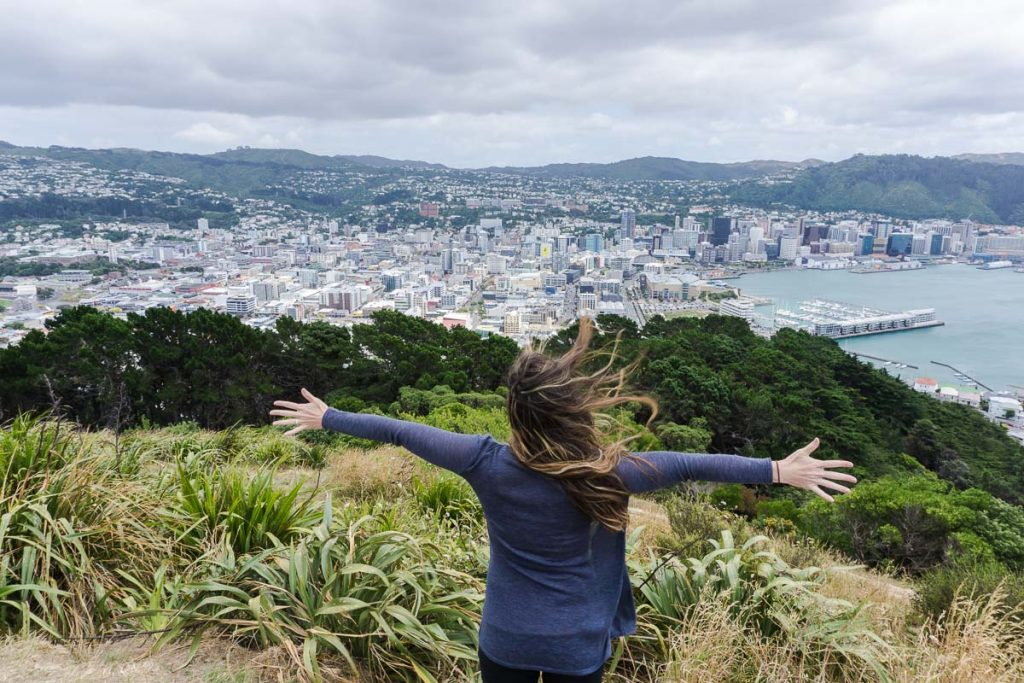 Mount Victoria Lookout: Free Things to Do in Wellington
