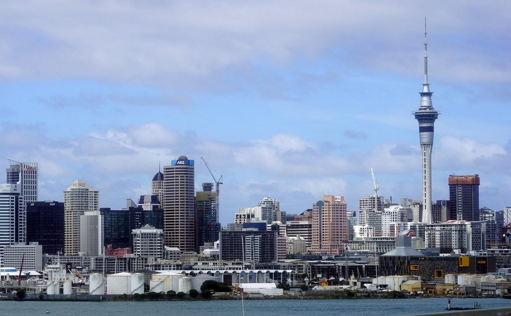 2 Days in Auckland
