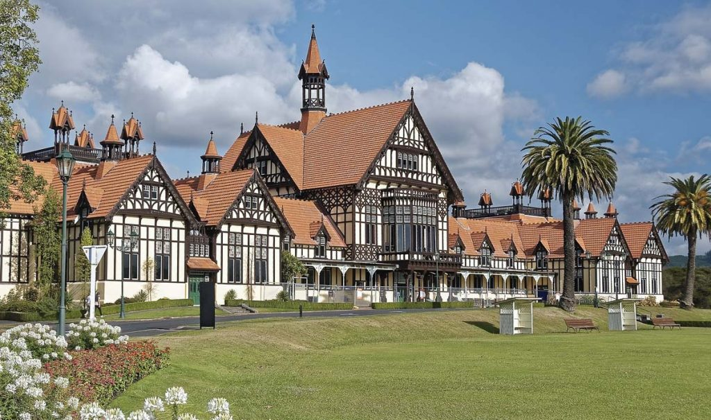 Things to do in Rotorua - Rotorua Museum