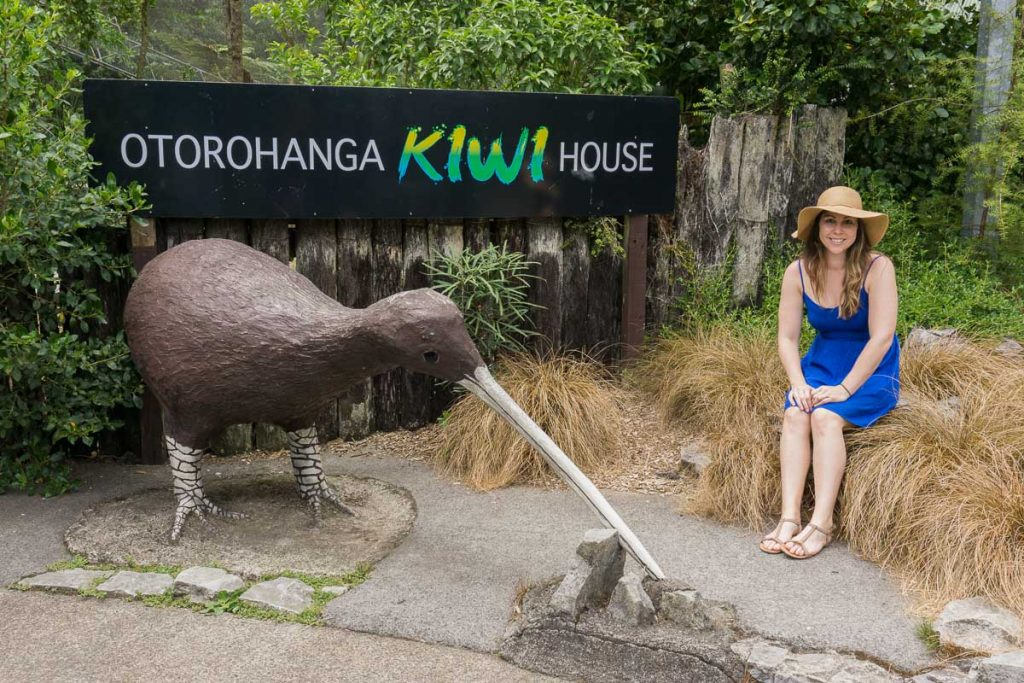 Otorohonga Kiwi House NZ