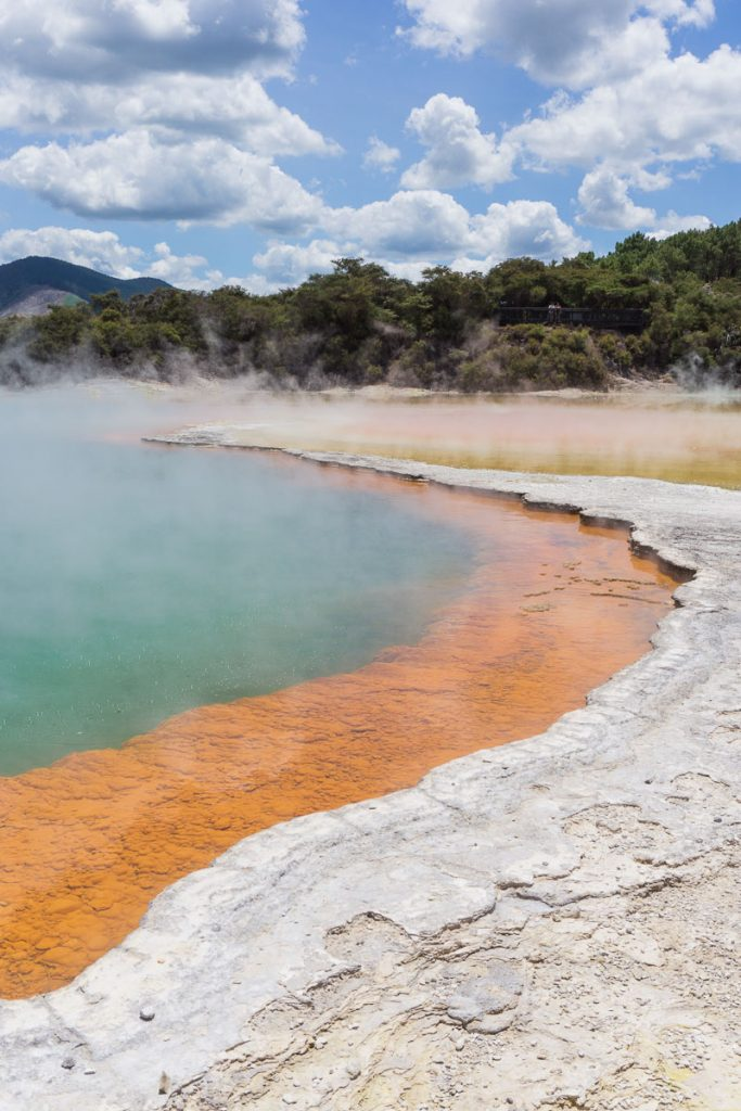 New Zealand Honeymoon Destinations - Rotorua