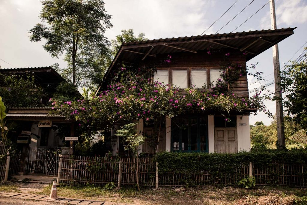 Baan Kang Was artist village in Chiang Mai