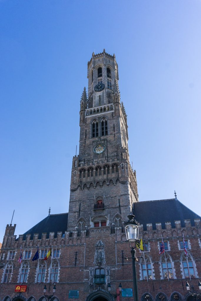 What to in Bruges in One Day - Climb Belfry Tower