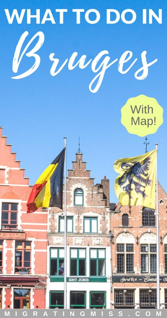What to do in Bruges in one day - The best things to see and do in Bruges in one day