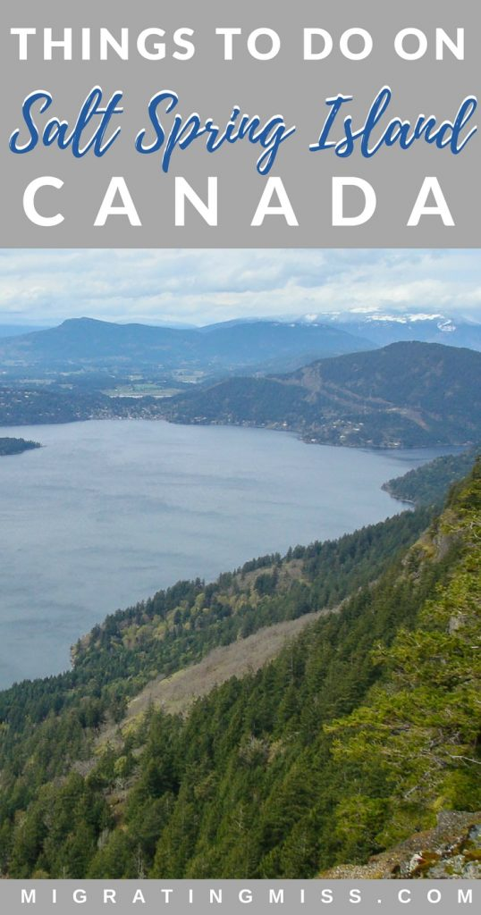 Things to Do in Salt Spring Island, Canada - How to get to Salt Spring Island, what to see, where to eat, how to get around and where to stay on one of Canada's most beautiful islands!