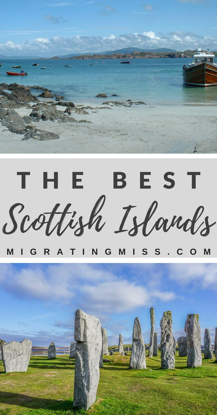 Islands Of The World Fashion Week 2012: All You Need To Know About The Best Scottish Islands