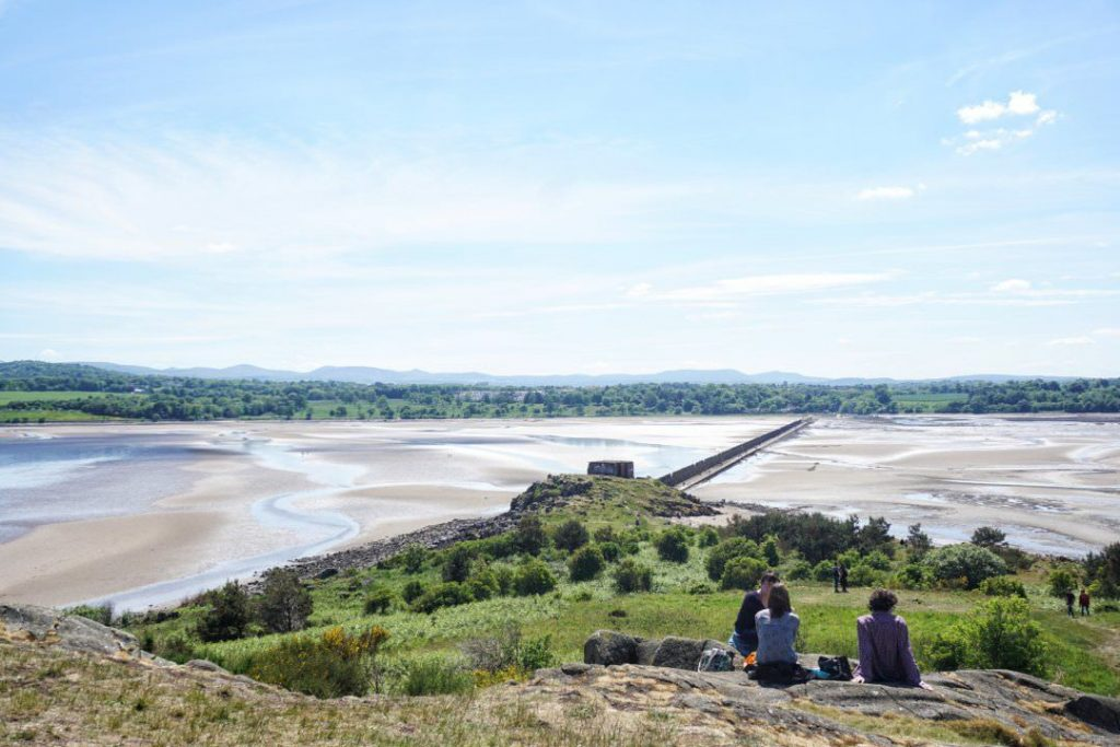 Scottish Islands - Cramond Island