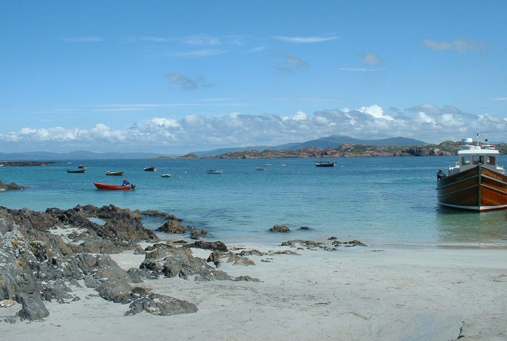 Scottish Islands - Iona Beach