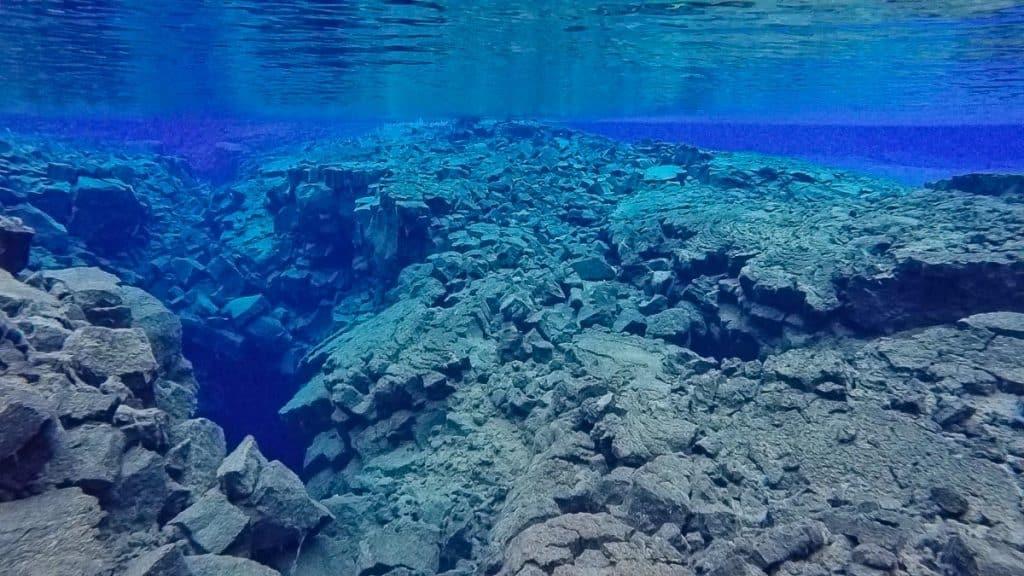 Snorkeling in Iceland - Silfra