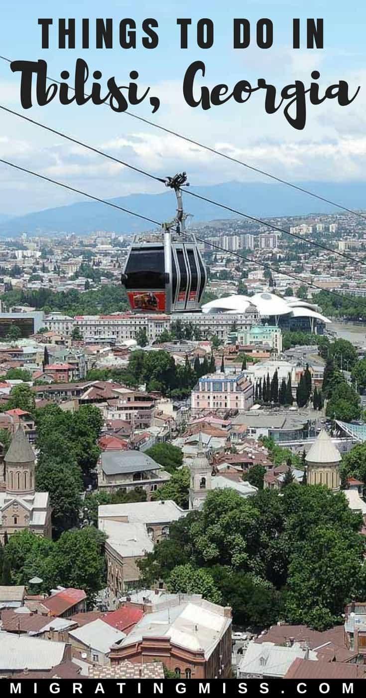 Best Food In Georgia Tbilisi