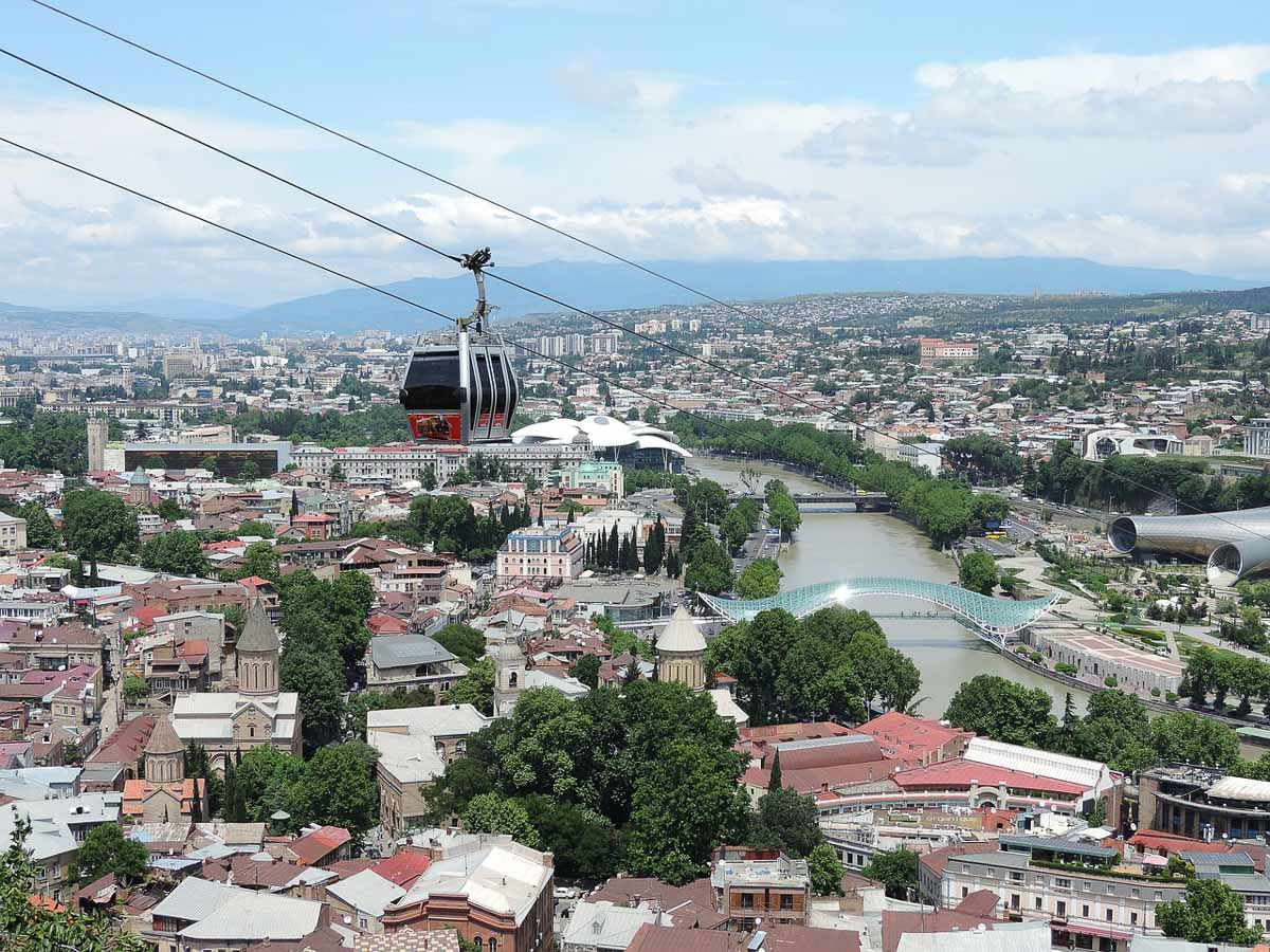 Live Videos Cars Tbilisi Georgia: The Best Things To Do In Tbilisi, Georgia