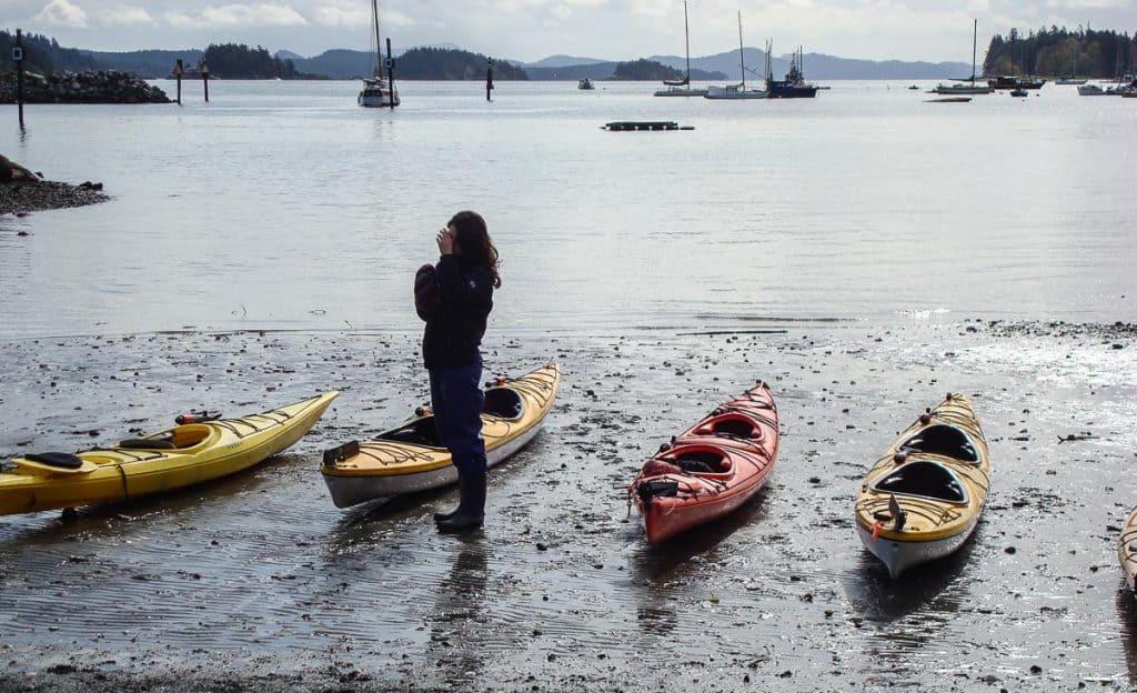 Things to do on Salt Spring Island - Kayaking