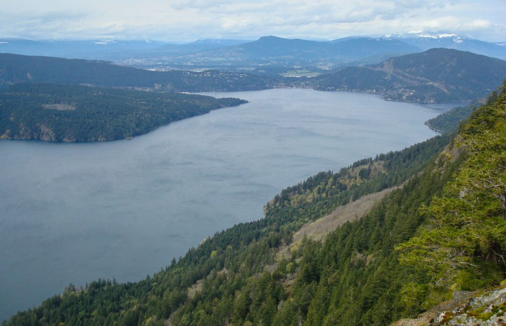How to get to Salt Spring Island