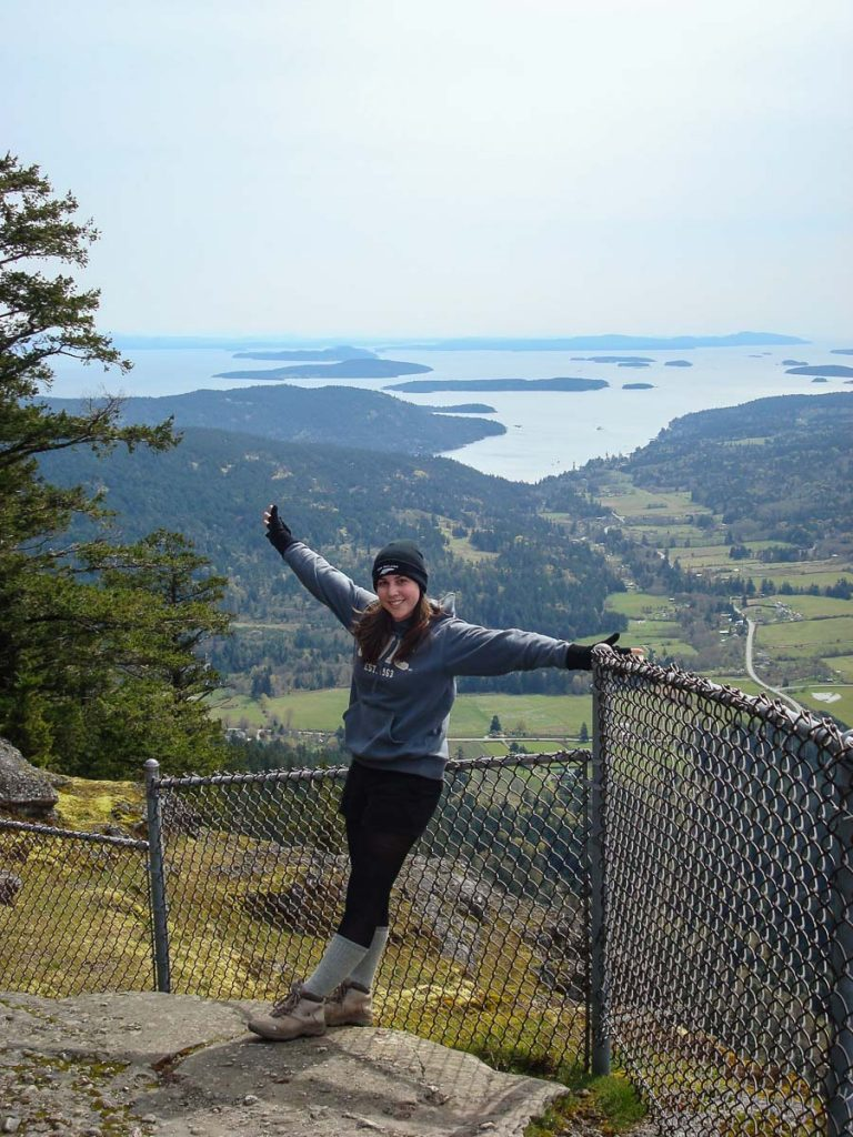 Things to do on Salt Spring Island - Hiking