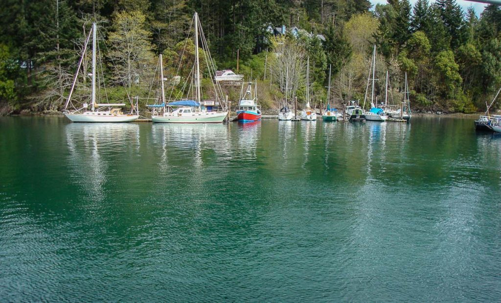 Visiting Vancouver Island In October