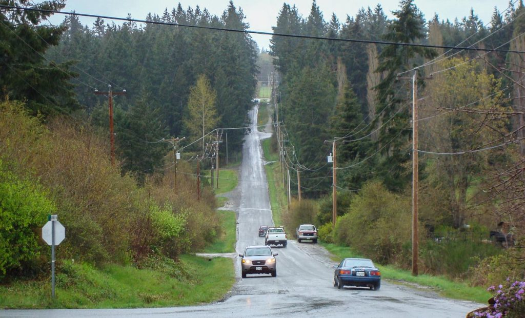 How to get around Salt Spring Island
