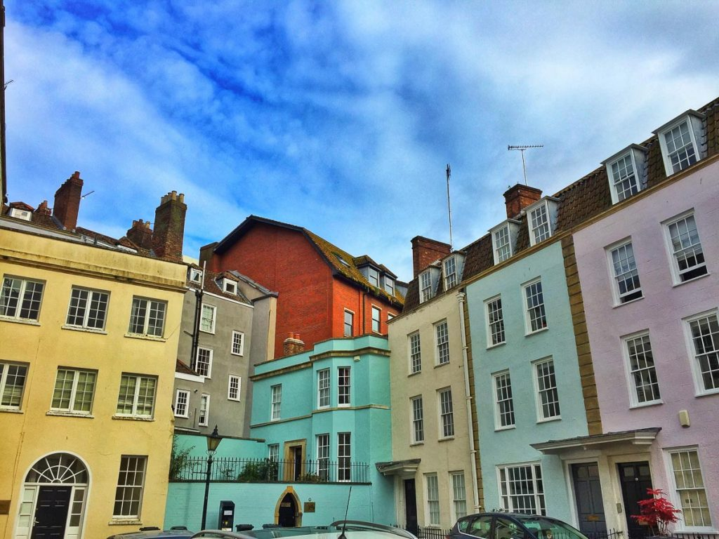 Weekend in Bristol, England