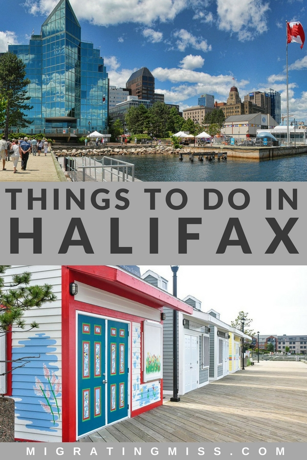 Things to Do in Halifax, Nova Scotia, Canada - What to do when you visit Nova Scotia's capital, Halifax! Sights to see, where to stay, what to eat, and where to go from here.