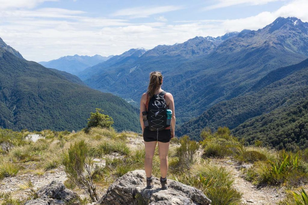 Key Summit Track - Fiordland Hiking and Tramping