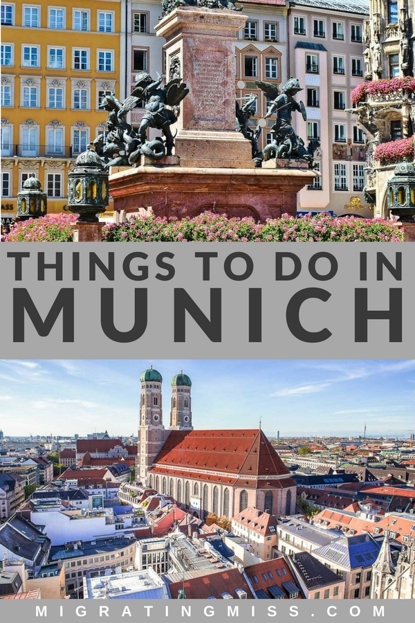Things to Do in Munich, Germany - What to do in Bavaria's capital, where to stay, how to get there, and day trips from Munich around Germany and beyond!