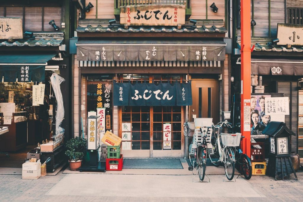 Tokyo Itinerary - 2 days in Tokyo