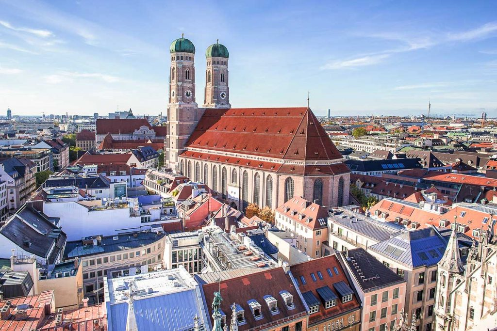 Two Days in Munich - Exploring Bavaria's Capital in a weekend