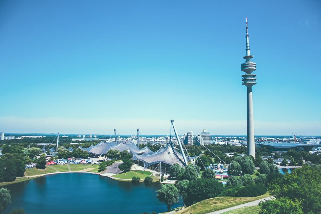 Two Days in Munich - Olympic Park