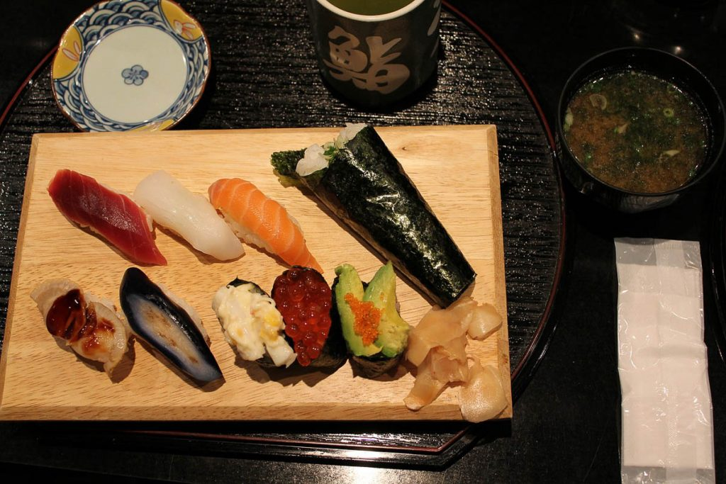 What to eat in Tokyo